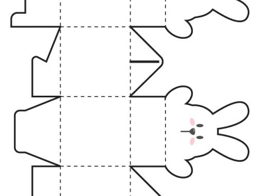 Caja Conejo Pascua