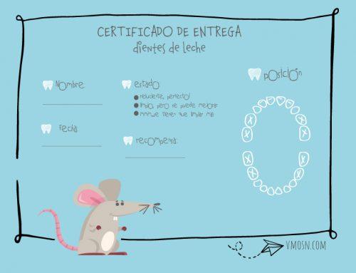 Certificado de ratón