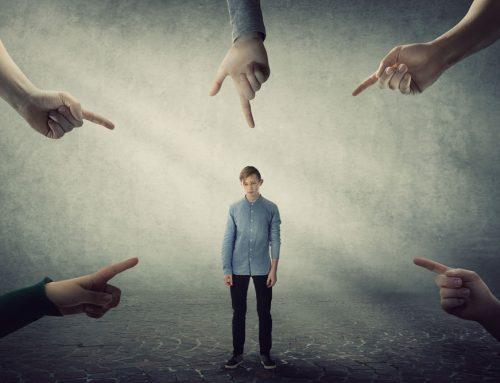 Ser la víctima: el sueño del poder